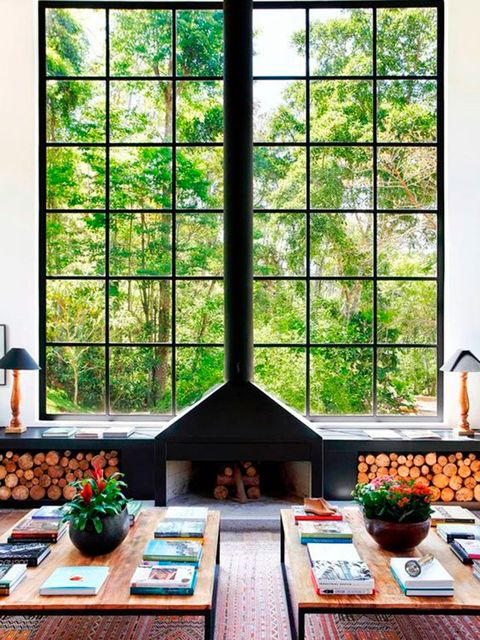 Window, Room, Green, Interior design, Table, Home, Furniture, House, Building, Glass,