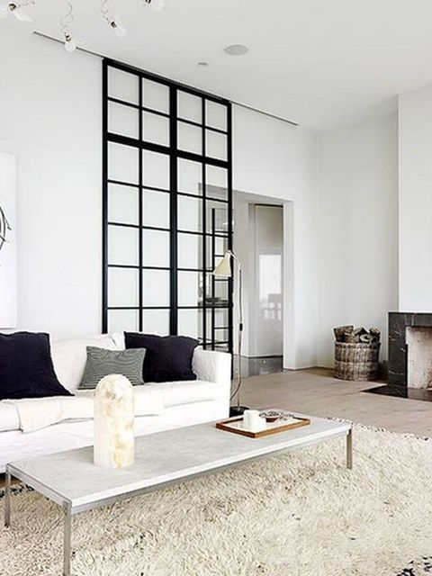 Paneles para separar espacios cmo dividir una habitacin en dos with paneles para separar - Paneles para separar espacios ...