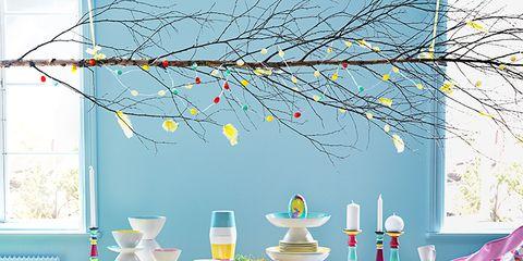 Branch, Twig, Teal, Aqua, Outdoor furniture, Ice cream, Serveware, Yard, Dessert, Dairy,