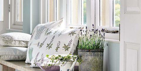 Decora tu casa con motivos naturales y plantas