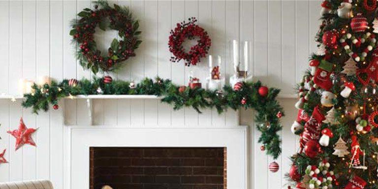 C mo adornar tu rbol de navidad - Adornar la casa en navidad ...