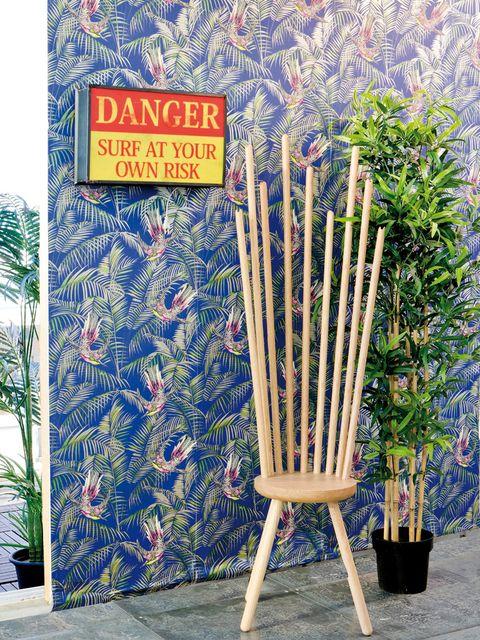 Majorelle blue, Flowerpot, Plant stem, Creative arts,