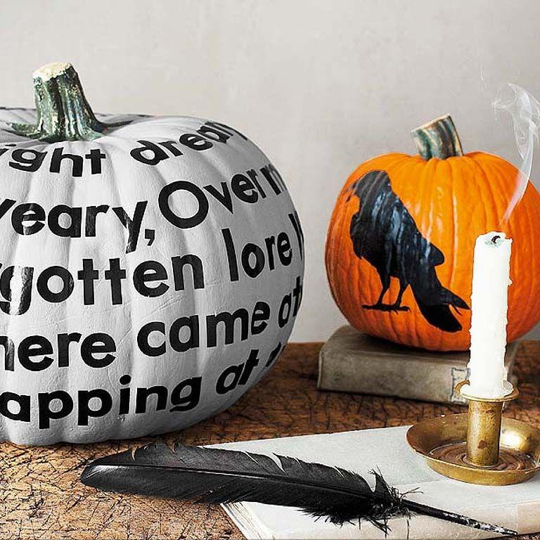 Decoracin Halloween Dale calabazas