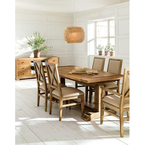 Decoración al natural: muebles de madera