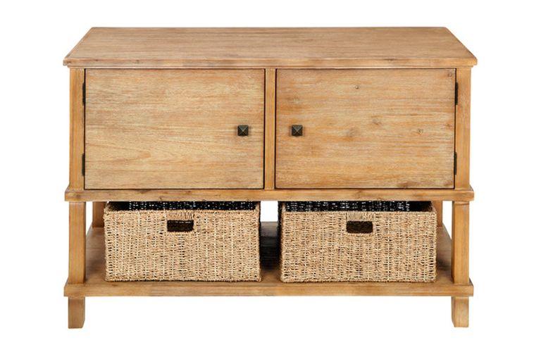 Decoraci n al natural muebles de madera - Muebles madera natural ...