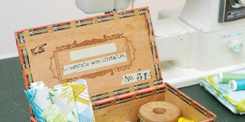 Teal, Turquoise, Box, Picture frame, Baggage, Paper product,
