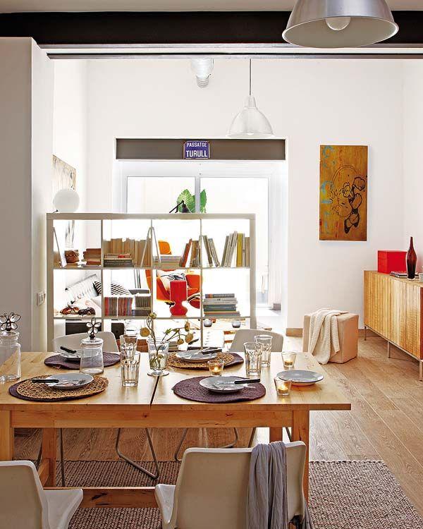 Ideas y consejos para decorar casas pequeñas - Casas mini