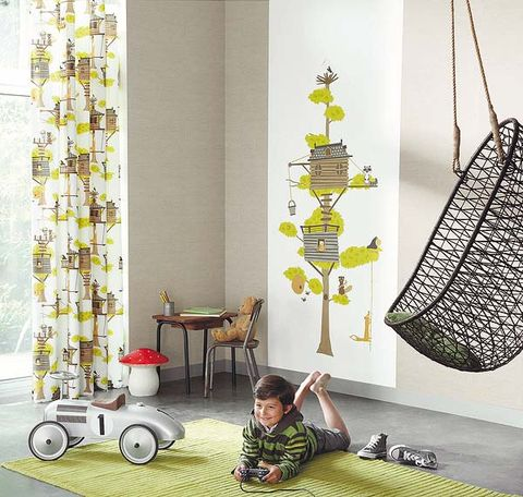 Product, Yellow, Interior design, Room, Earrings, Interior design, Light fixture, Baby & toddler clothing, Home, Wallpaper,