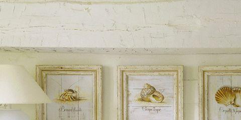 Yellow, Room, Interior design, Wall, Ceiling, Interior design, Linens, Beige, Home accessories, Molding,