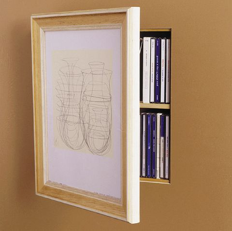 Wall, Art, Shelf, Rectangle, Shelving, Paint, Visual arts, Picture frame, Artwork, Publication,