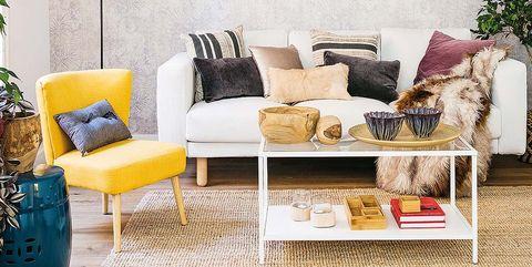 Room, Interior design, Furniture, Wall, Living room, Home, Interior design, Pillow, Throw pillow, Grey,