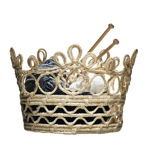 Brown, Home accessories, Beige, Wicker, Basket, Storage basket, Shoulder bag,