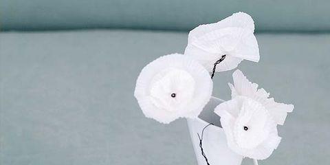 Petal, Cut flowers, Art, Artifact, Flowering plant, Vase, Still life photography, Creative arts, Artificial flower, Floral design,