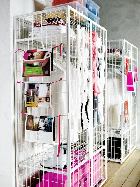 Magenta, Purple, Shelving,