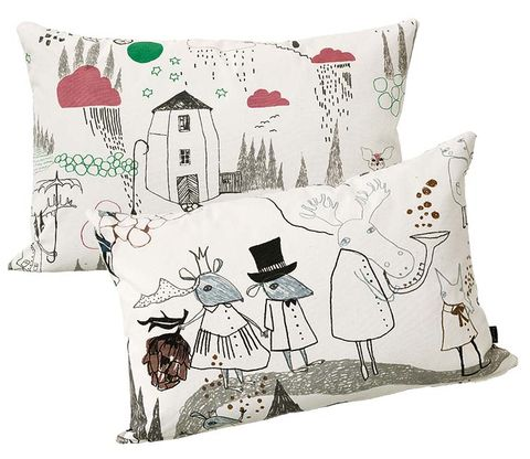 Art, Illustration, Creative arts, Cushion, Drawing, Painting, Throw pillow, Pillow, Home accessories, Costume hat,