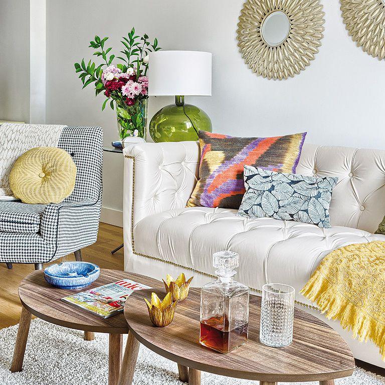 Diez trucos para decorar bien la casa