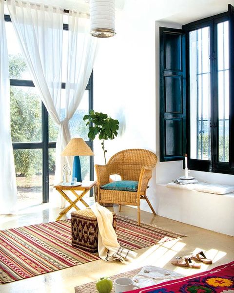 Room, Interior design, Property, Furniture, Living room, Curtain, Home, Table, House, Building,