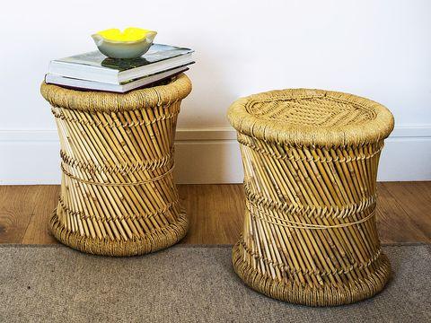 Wicker, Table, Furniture, Coffee table,