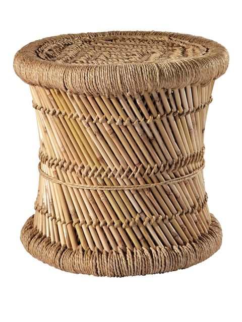 Wicker, Stool, Tree, Table, Furniture, Trunk,