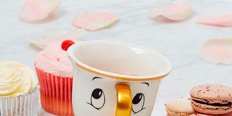 Sweetness, Cuisine, Food, Pink, Ingredient, Dessert, Serveware, Finger food, Baked goods, Peach,