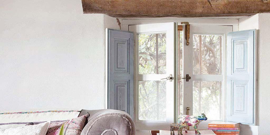 12 Ejemplos de ventanas decorativas