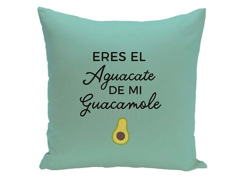 Green, Product, Yellow, Cushion, Pillow, Throw pillow, Linens, Font, Aqua, Home accessories,