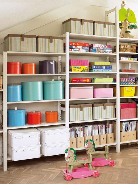 Shelf, Shelving, Furniture, Bookcase, Product, Room, Pink, Interior design, Building, Material property,