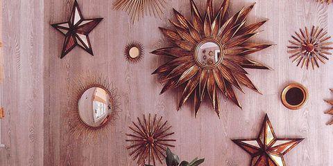 Wood, Room, Interior design, Table, Furniture, Wall, Interior design, Orange, Living room, Home,