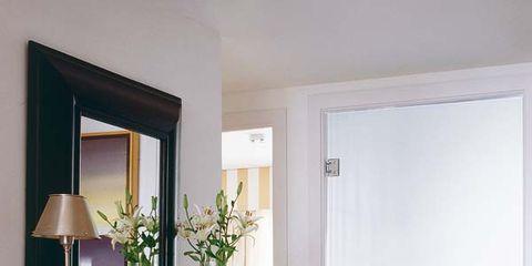Wood, Room, Floor, Flooring, Interior design, Fixture, Interior design, Door, Home door, Plywood,