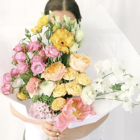Flower, Bouquet, Cut flowers, Flower Arranging, Pink, Floristry, Rose, Garden roses, Plant, Floral design,