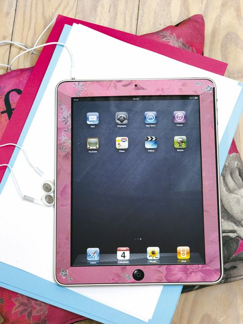 Product, Tablet computer, Electronic device, Display device, Technology, Gadget, Purple, Pink, Magenta, Portable communications device,