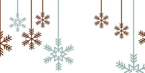 Clip art, Ornament, Snowflake,