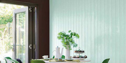 Green, Wood, Floor, Room, Flooring, Interior design, Furniture, Chair, Table, Hardwood,