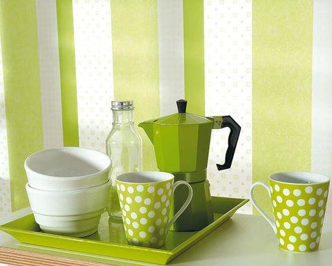 Serveware, Green, Dishware, Drinkware, Tableware, Cup, Bottle, Porcelain, Small appliance, Ceramic,