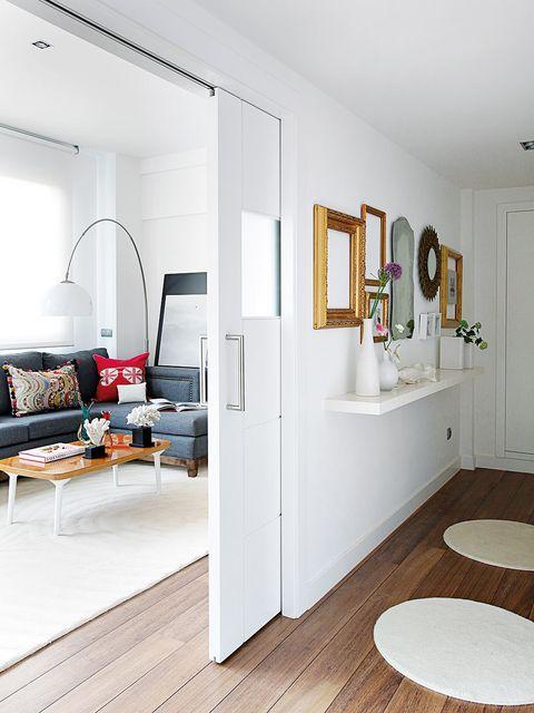 Wood, Floor, Room, Interior design, Flooring, Property, Home, Wall, Ceiling, House,