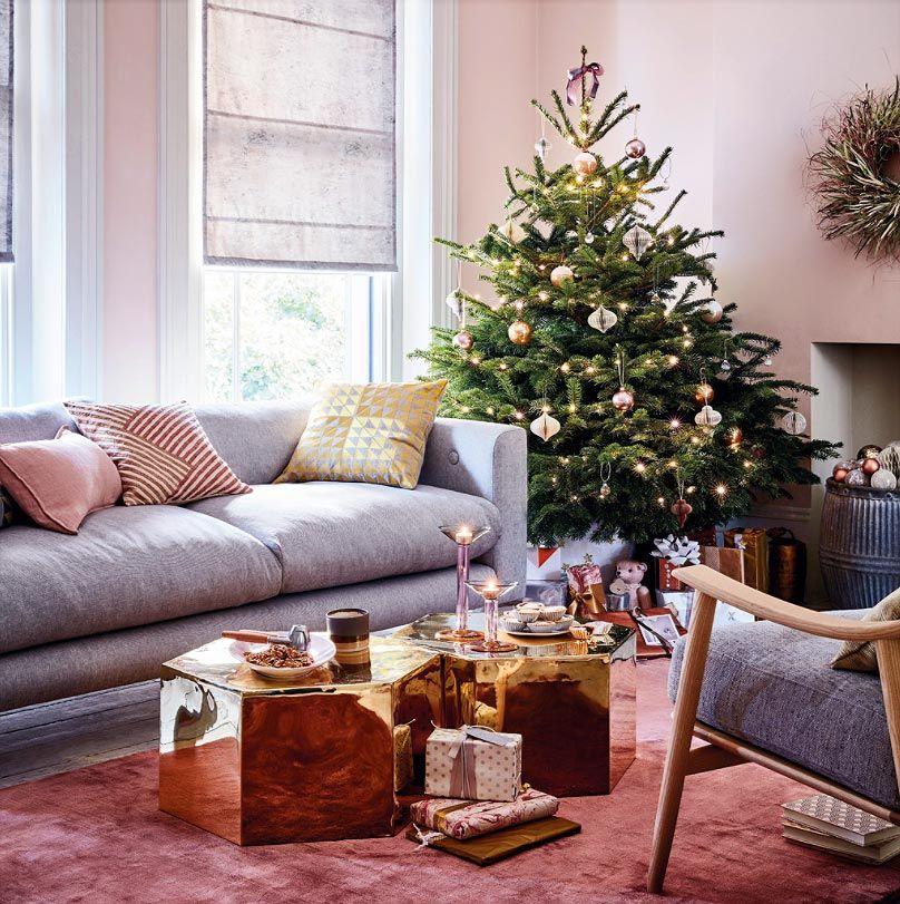 Ideas Brillantes Para Decorar Tu Casa Para La Navidad - Decorar-mi-casa-en-navidad