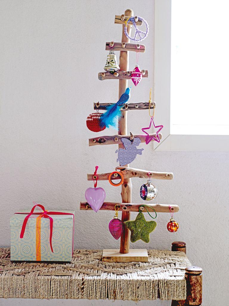 Apuntate A Una Deco Navidena Cheap Chic - Decoracion-navidea-facil-de-hacer