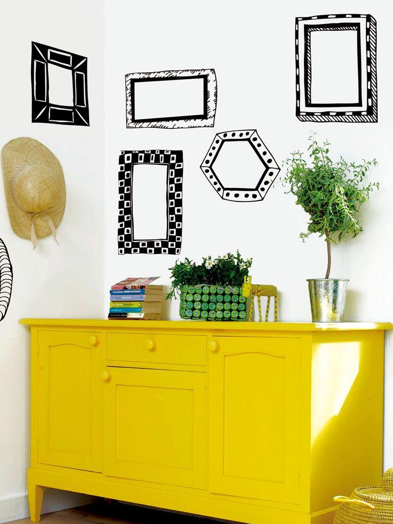 Ideas con encanto para decorar las paredes