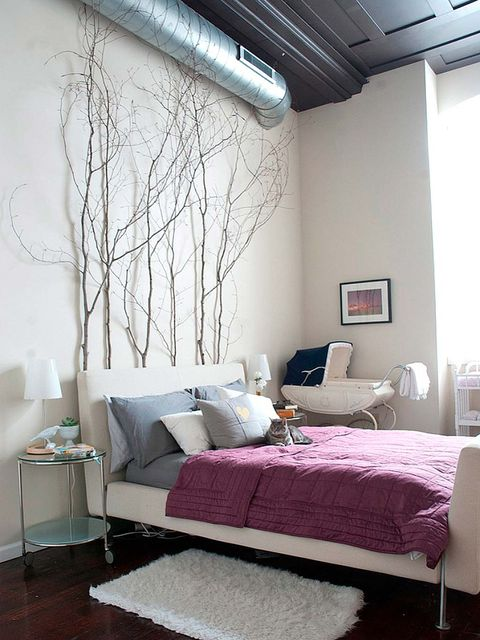 Room, Interior design, Branch, Property, Wall, Floor, Textile, Furniture, Home, Linens,