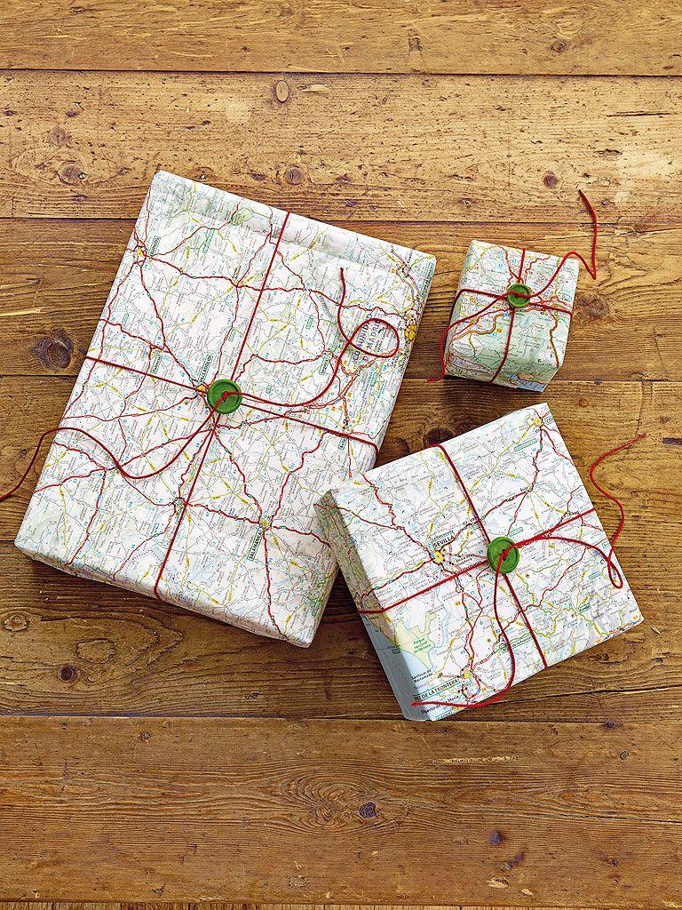 envoltorio mapas