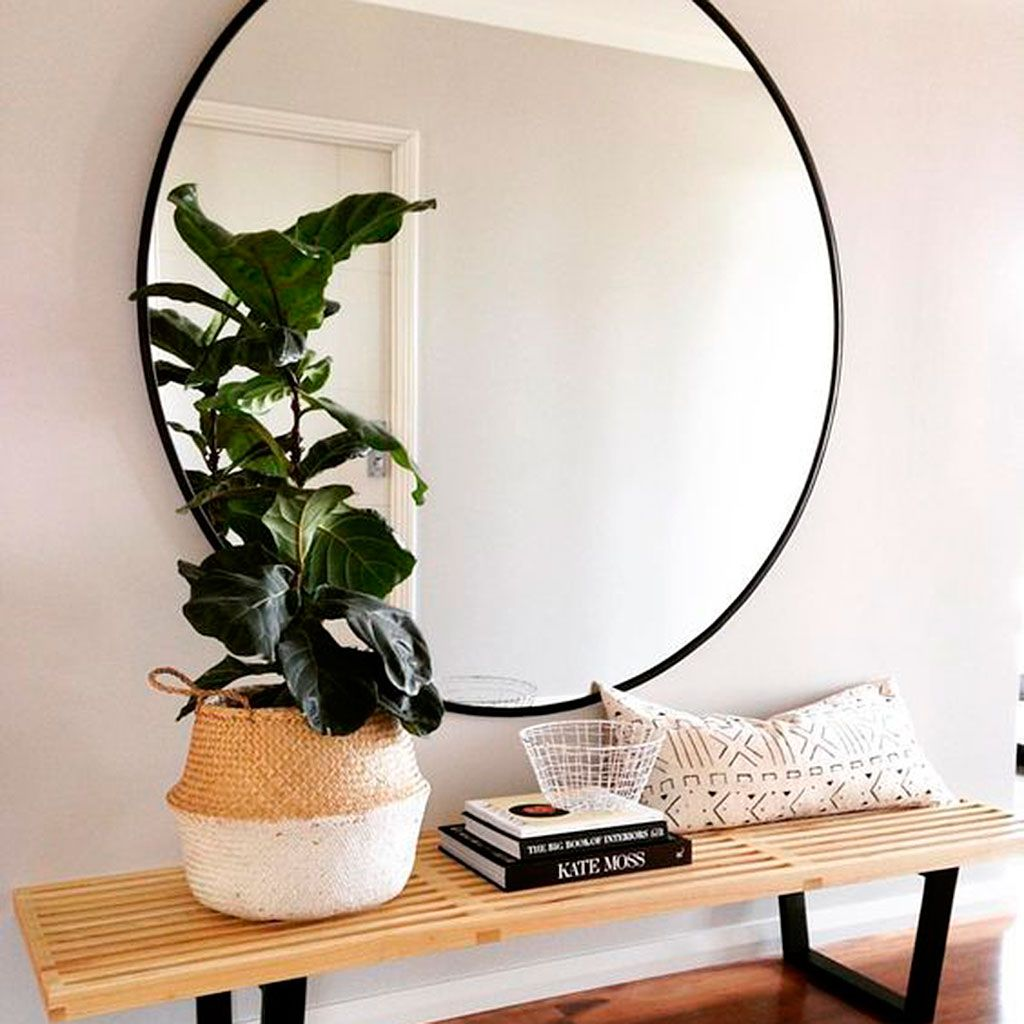 10 ideas para decorar con espejos