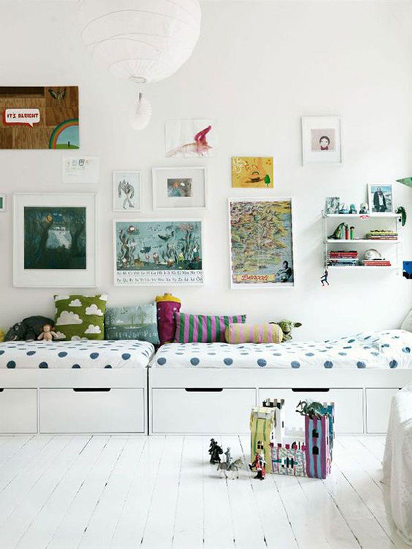 20 ideas para decorar dormitorios infantiles