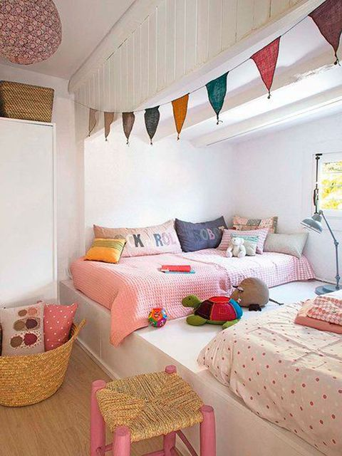 20 ideas para decorar dormitorios infantiles - Ideas decorar habitacion infantil ...
