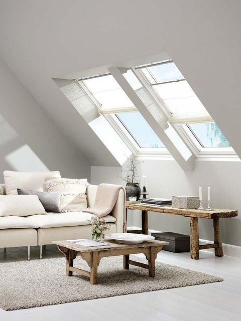 Room, Interior design, Floor, Furniture, Table, Couch, Wall, Living room, Coffee table, Interior design,