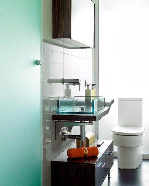 Room, Turquoise, Teal, Fixture, Kitchen appliance accessory, Cabinetry, Shelving, Handle, Science, Still life photography,