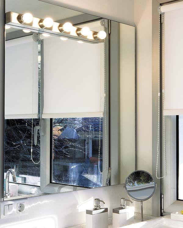 Luces Para Espejos De Bano.Aplique Luz Bano Solo Otra Idea De La Imagen De La Casa