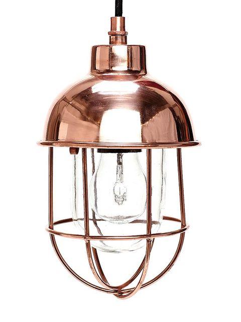 Peach, Metal, Light fixture, Silver, Cylinder, Pet supply, Steel, Nickel, Copper,