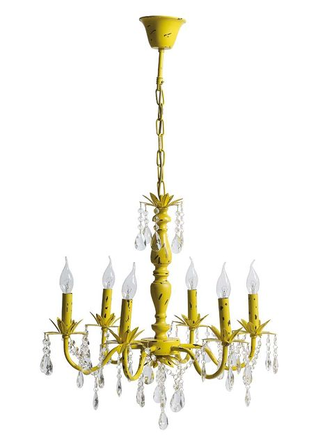 Yellow, Lighting accessory, Art, Light fixture, Brass, Interior design, Ceiling fixture, Illustration, Silver, Chandelier,