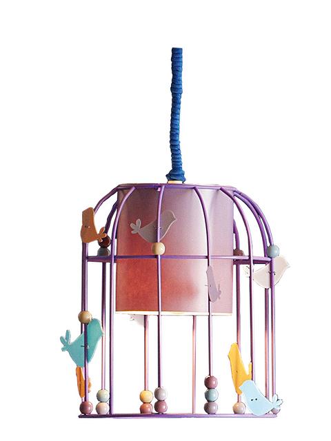 Cage, Bird supply, Pet supply, Peach, Dome,