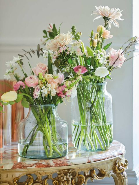 Flower, Flower Arranging, Floristry, Cut flowers, Bouquet, Floral design, Flowerpot, Plant, Pink, Vase,